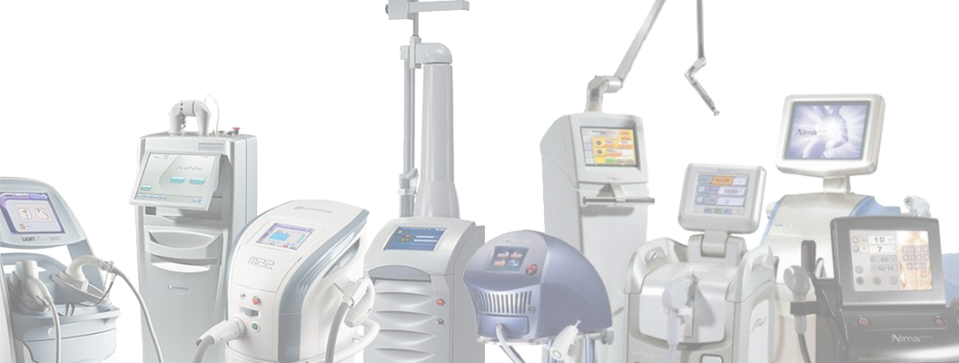 used-cosmetic-lasers
